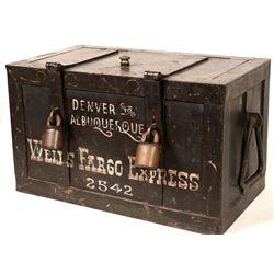 Key Lock Bullion/Treasure Box  (119044)