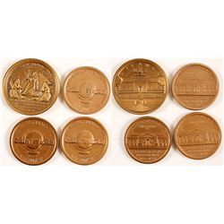 Dahlonega Mint Medals  (88277)