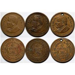 Commemorative U.S. Grant Medals  (118062)