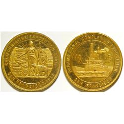 Panama Canal Completion So Called Dollar  (83916)
