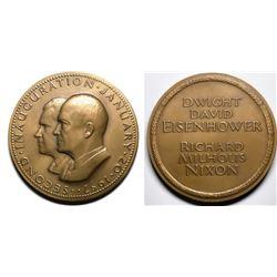 Eisenhower Second Inauguration Medal  (119749)