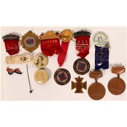 Confederate Veteran Medals Collection   (110525)
