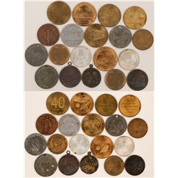 So-Called Dollars and Numismatic Medals Grab Bag (19 pieces)  (120596)