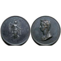 Austrian Empress Maria Louisa Memorial Medal   (120580)