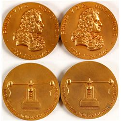 King Phillip Medals  (79142)