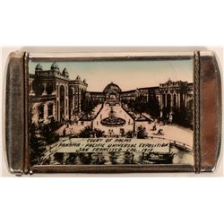 Panama Pacific Exposition Match Safe  (118188)