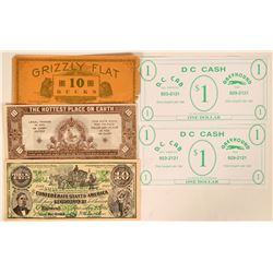 Forty Nine Camp Pan Pacific Expo Scrip  (119136)