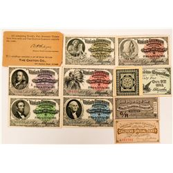 World's Columbian Exposition Chicago Tickets  (117296)