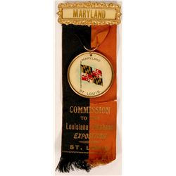 Louisiana Purchase Expo. Ribbon   (110524)