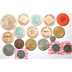 Las Vegas Gaming Tokens, Ringling Bros., and more  (118836)