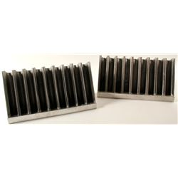Casino Craps Table Chip Racks (2)  (57570)