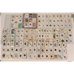 Ace of Spades & Ad Promo Card Collection  (119651)