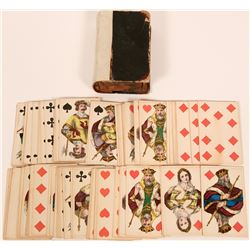 19th century Playing Cards  (117829)