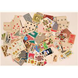 Wierd Playing Cards  (120210)