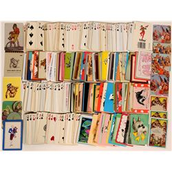 Animal Theme Playing Card Collection  (118895)