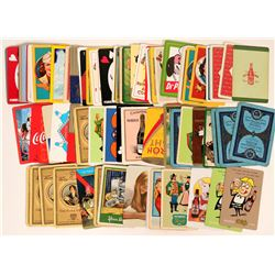 Whisky, Beer, Soda Playing Card Collection  (118891)
