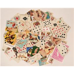 Pin-up playing cards  (120229)