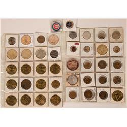 MLB Baseball Medals  (119162)