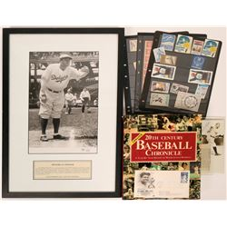 Baseball Items  (117473)