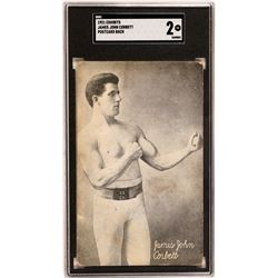 Corbett father of Modern Boxing RPC  (119260)