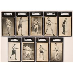 Early 20th Century Boxing Stars  (117208)