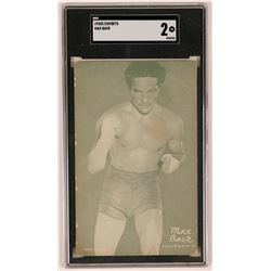 Heavyweight Max Baer Vintage Card  (117204)