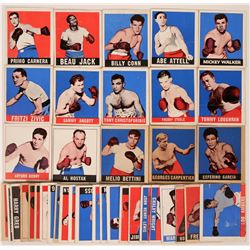 Leaf Gum Boxing Cards 1948  (108807)