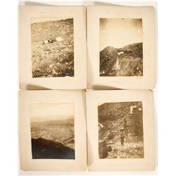 Miscellaneous Photographs of rural Mexican Mine/Camp  (91064)