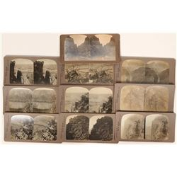 Stereoview Photos of the Grand Canyon  (118004)