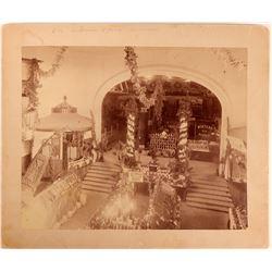 Vintage Photo Auburn Opera House California Fair  (117287)