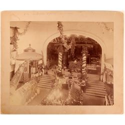 Vintage Photo Auburn Opera House California Fair  (117287)