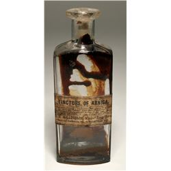 Downieville Miners' Drug Store Medicine Bottle  (119641)