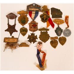 California Badge & Ribbons  (117268)