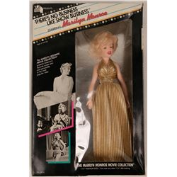 "Marilyn Monroe Doll ""There's No Business Like Show Business"" by 20th Century Fox   (118025)"