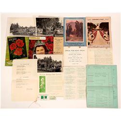 Rose Parade of Pasadena memorabilia   (116869)