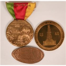 Historical San Francisco Souvenirs  (119076)
