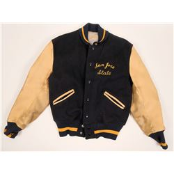 San Jose State Letterman's Jacket  (117086)