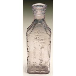 Venice Drug Bottle  (119640)