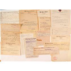 Wells Fargo California & Nevada Collection  (59102)