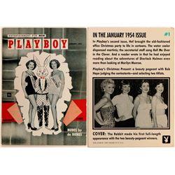 Playboy Promotional Card  (117277)