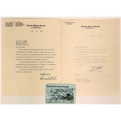 U.S. Senate Correspondence  (118868)