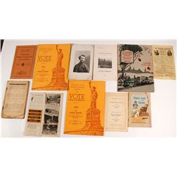 Montana Pamphlet Group  (50272)