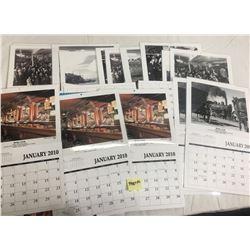 McGill Club Calendars  (87154)