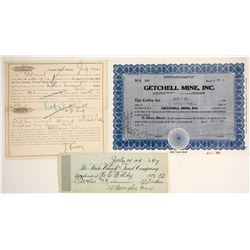 Nevada Notable Signatures  (89873)