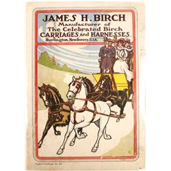 Birch Carriage and Harness Catalog  (63156)