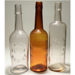 New York Bottles  (117943)