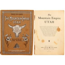 The Mountain Empire Utah by Blair  (86453)