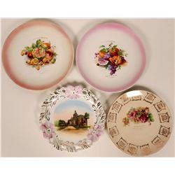 Fresno Souvenir Plates  (119549)