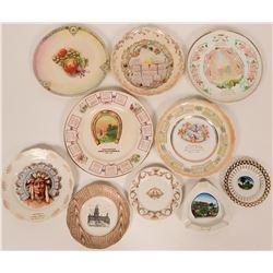 California Calendar Plates  (119547)