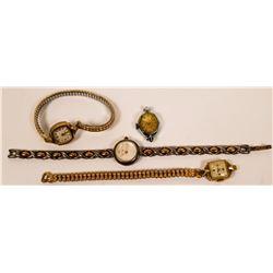 Vintage Women's Wristwatches  (117329)